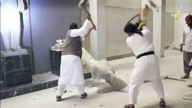 UNESCO: Az iraki Hatra elpusztítása olyan, mintha az egyiptomi piramisokat rombolták volna le
