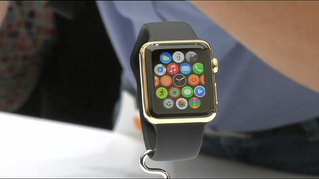 Tim Cook rejoices as Apple Watch unveiled