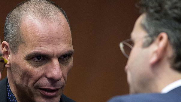 """Еврогруппа советует Греции """"перестать тратить время"""""""