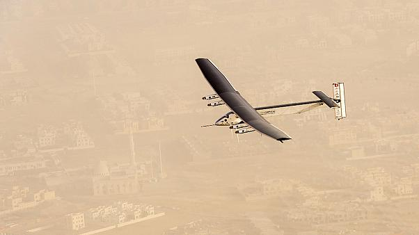 Solar Impulse 2 en route pour la seconde étape de son tour du monde
