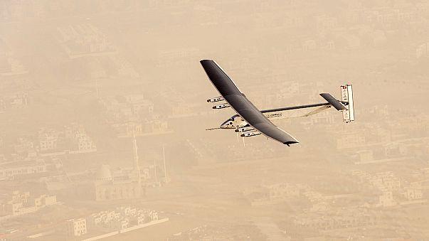 Solar Impulse 2 en route pour la seconde étape de son tour du monde