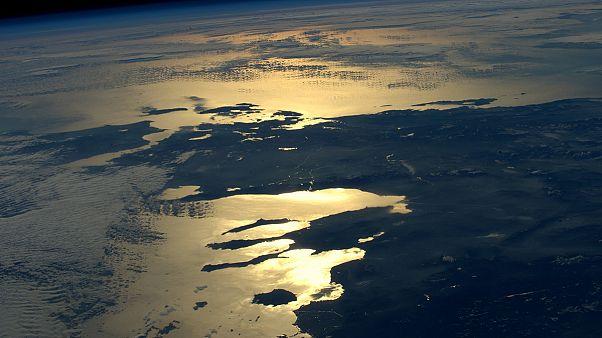 Όταν ο ήλιος φιλάει την Ελλάδα!
