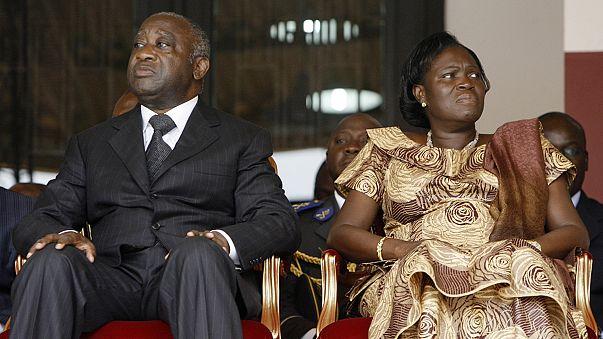 محكمة في ساحل العاج تدين بحبس السيدة الاولى السابقة عشرين سنة
