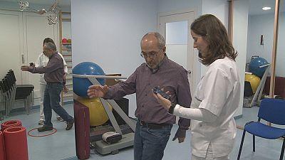 Ein kleiner elektronischer Helfer für Parkinson-Patienten