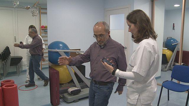 Movement sensor device improves life quality for Parkinson's patients