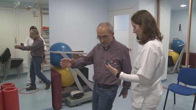 Nuevas tecnologías para ayudar a enfermos de párkinson
