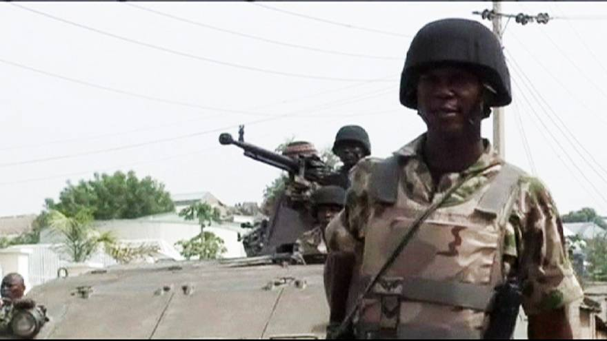 Boko Haram 'loses ground' in Nigeria