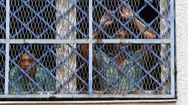 Strasbourg: emberi jogokat sért a börtönök túlzsúfoltsága Magyarországon