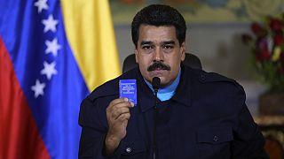 Venezuelan president launches verbal tirade against Obama