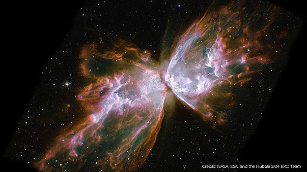 Hubble uzay teleskobunun 25 yıllık fotoğraf arşivi