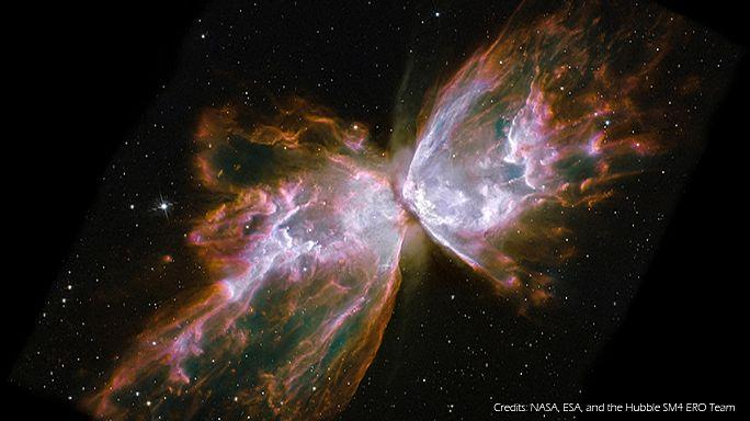 Hubble fête ses 25 ans cette année et en photos !