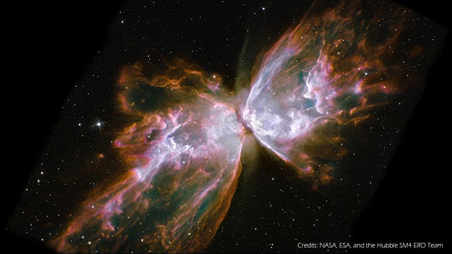 Hubble fête ses 25 ans cette année et en photos!