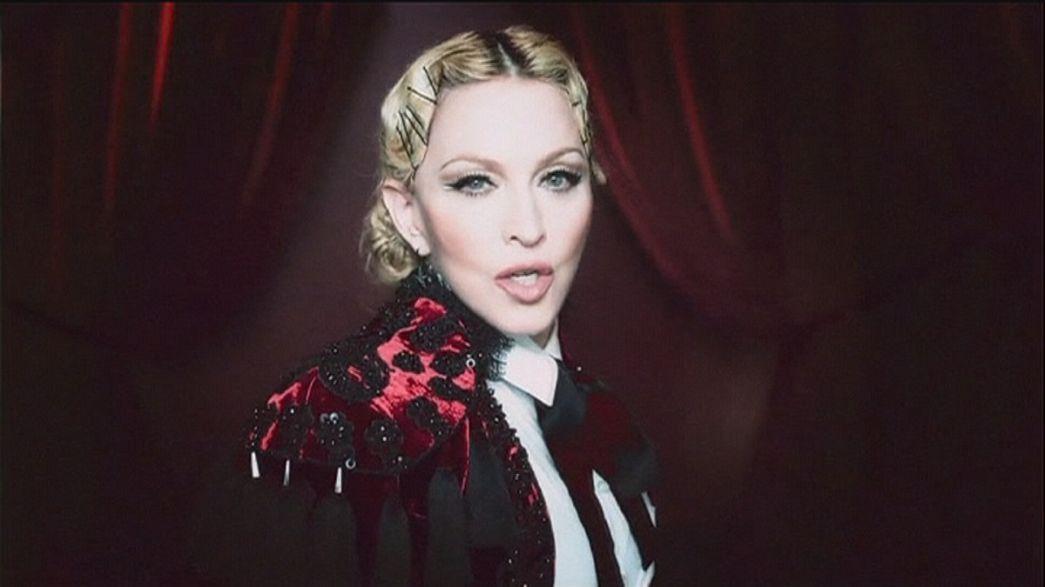 Madonna : treizième album studio et tournée triomphale annoncée