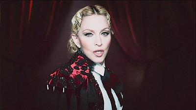 "Madonna: Rebelde e romântica em ""Rebel Heart"""