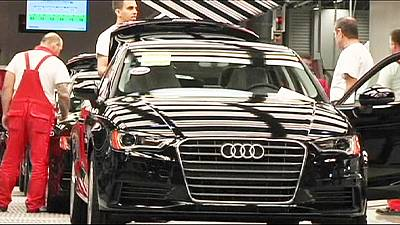 Audi targets record car sales in 2015
