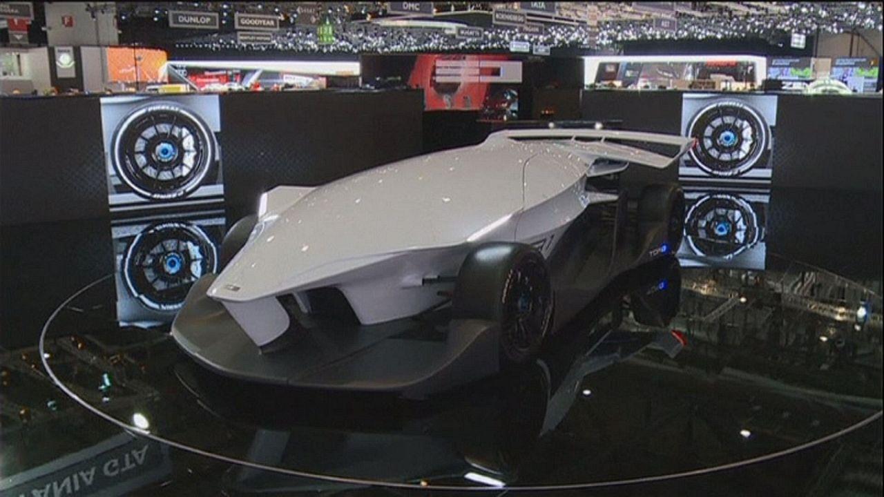 Salão Internacional do Automóvel de Genebra