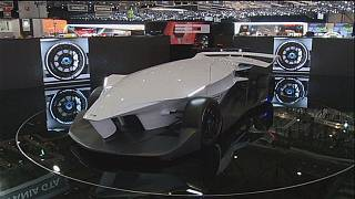 Drivers superfluous at Geneva Motor Show