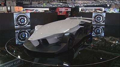 Drivers superfluous at Geneva Motor Show