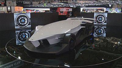 Nuevos modelos y conceptos en el Salón del Automóvil de Ginebra