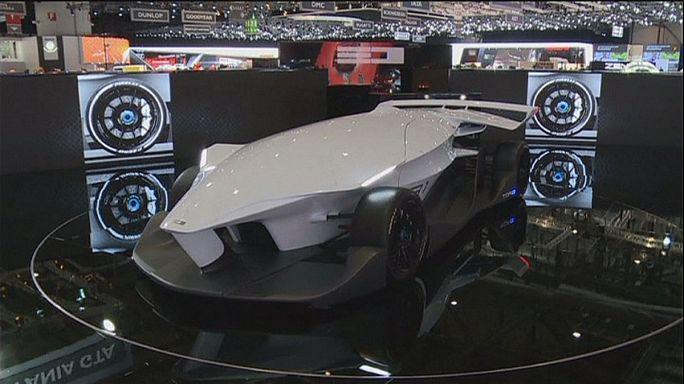 Les concept cars du salon de Genève