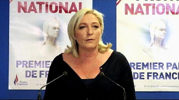قضية بين البرلمان الاوروبي و حزب الجبهة الوطنية في فرنسا.