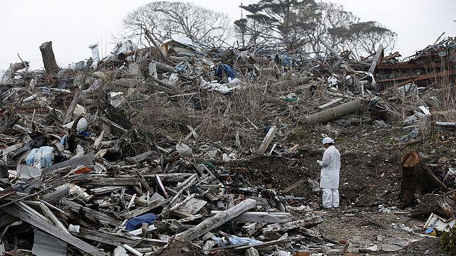 """زلزال- تسونامي """"فوكوشيما"""": أربعة أعوام على الكابوس."""