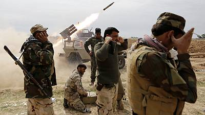 Offensiva contro l'ISIL in Iraq: truppe regolari alle porte di Tikrit
