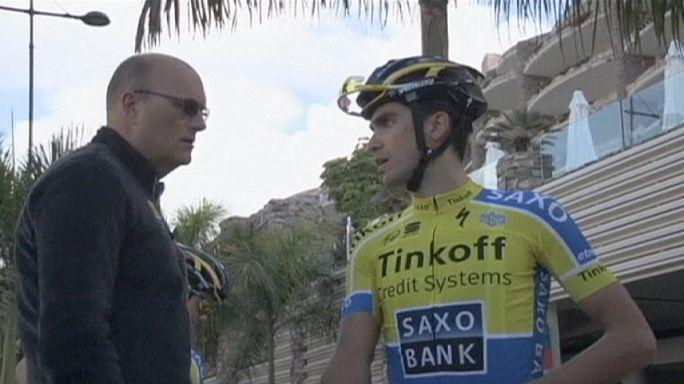 Contador bir yıl daha Tinkoff-Saxo'da
