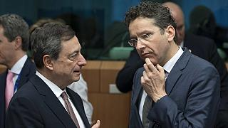 Clock ticking for Greece, says eurozone chief