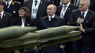 Moscow 'completely' ends actions under CFE arms treaty