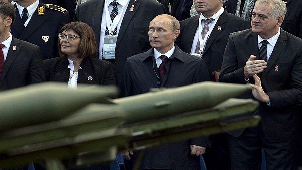 قطع همکاری روسیه با پیمان کنترل و استقرار سلاح در اروپا