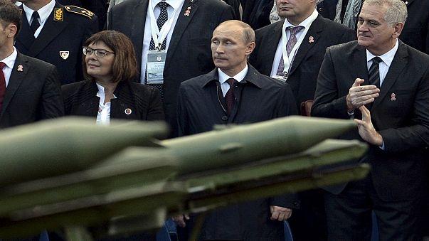 Russland: Rückzug aus Beratungen über Begrenzung konventioneller Streitkräfte in Europa