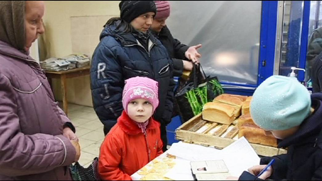 Debaltseve : la ville martyre revient à la (triste) vie