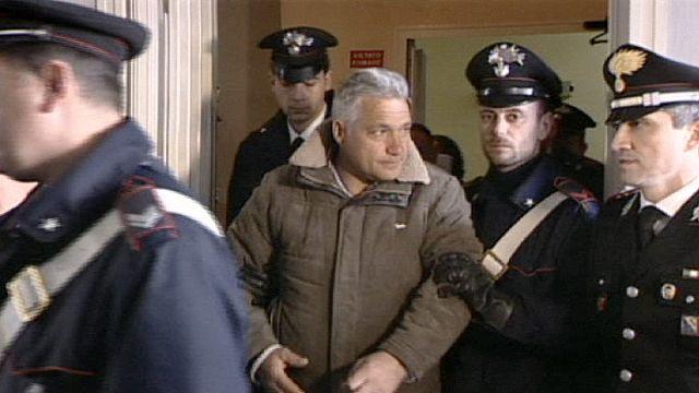 Полиция Италии арестовала 40 предположительных членов каморры