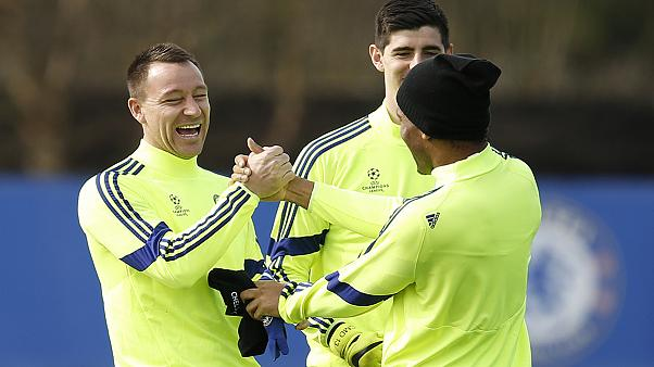 Chelsea confident ahead of PSG Champions League visit to Stamford Bridge