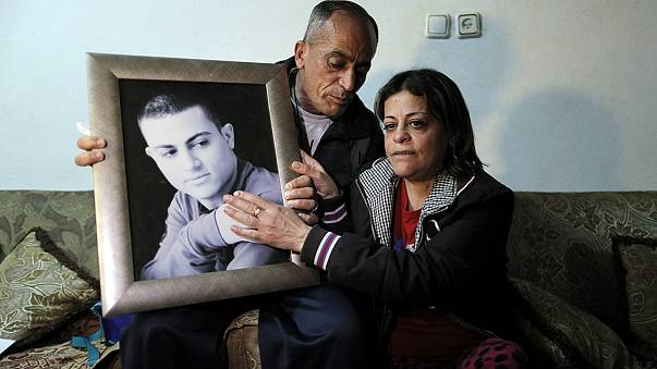 Los yihadistas muestran la ejecución de un palestino al que acusan de ser espía del Mosad