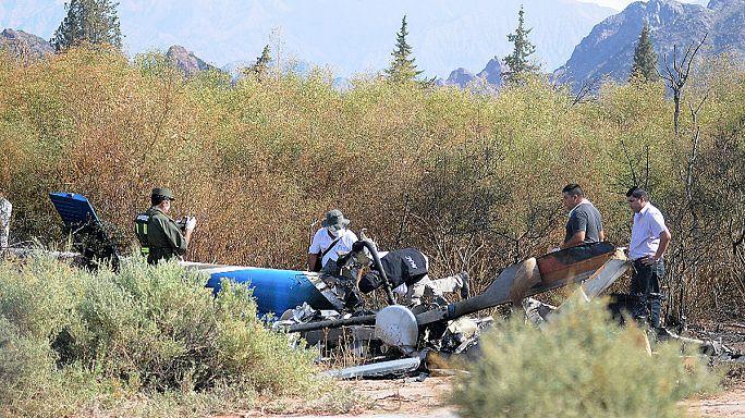 Heli-Crash in Argentinien: Ermittlungen laufen
