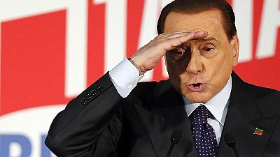 Silvio Berlusconi has his acquittal in the Rubygate affair upheld