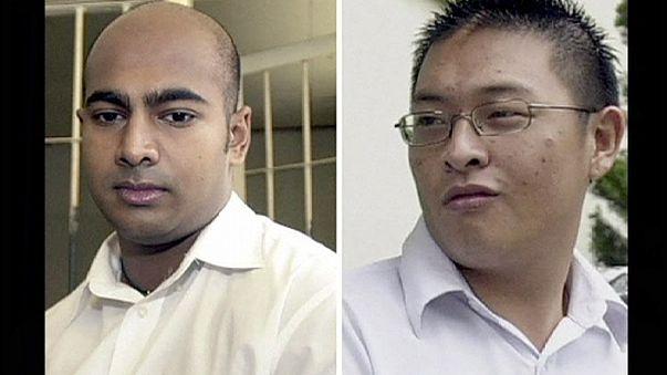 Ejecución inminente de 10 extranjeros en Indonesia por tráfico de drogas
