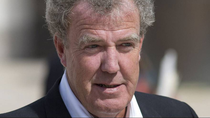 Jeremy Clarkson suspended from BBC's Top Gear after 'punching producer'