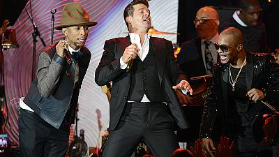 "Plagiatsprozess um ""Blurred Lines"": Millionenstrafe für Robin Thicke und Pharrell Williams"