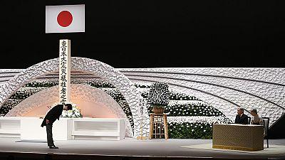 Quatre ans après, le Japon se souvient des terribles séisme et tsunami du 11 mars 2011