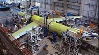 تقنية للتصوير الصوتي تكشف أصغر تصدعات الطائرة