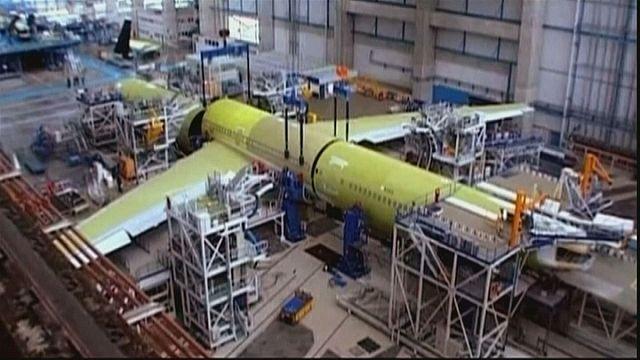 Un escáner acústico para detectar problemas en la estructura de los aviones
