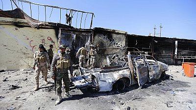 Iraqi army and militia advance into Tikrit as ISIL retreat