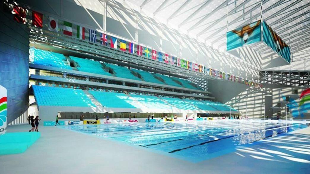 Budapest will host 2017 FINA World Championships