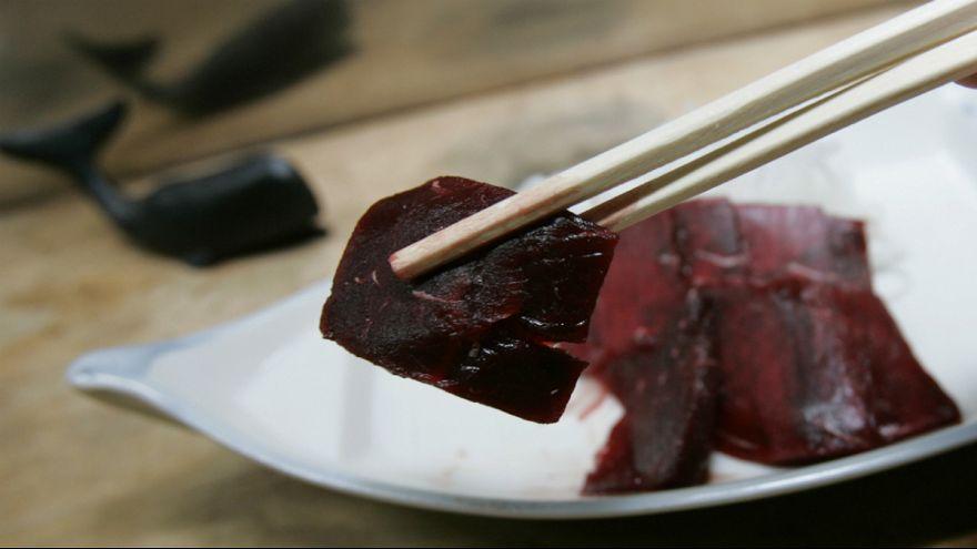 Le Japon refuse de la viande de baleine importée pleine de pesticides