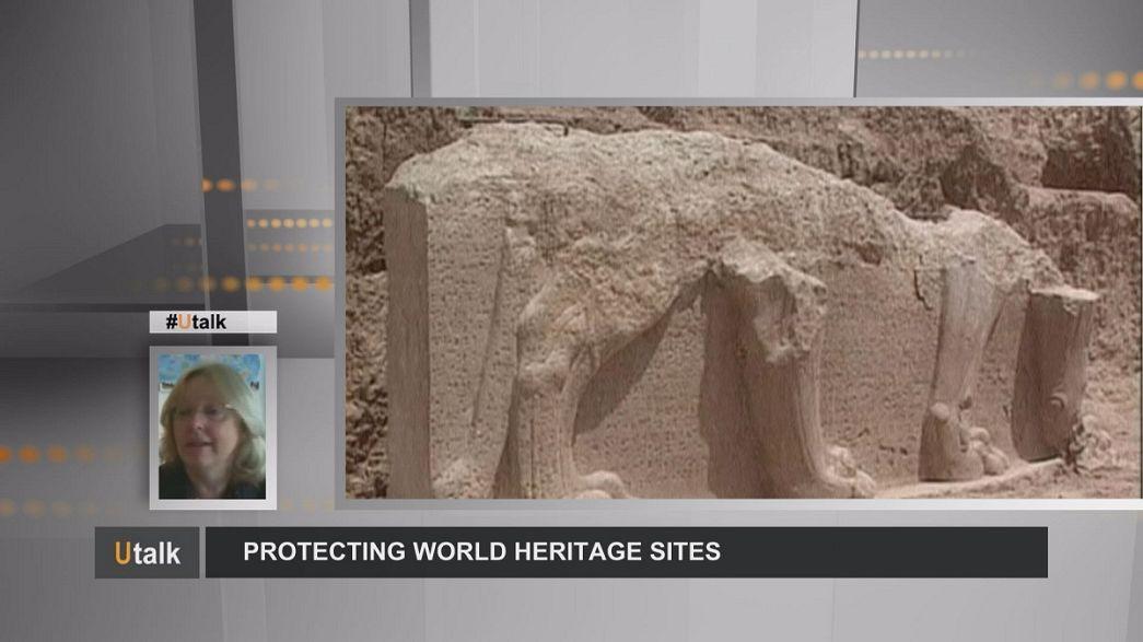 """""""El mundo entero debe reaccionar para proteger los lugares Patrimonio de la Humanidad"""""""