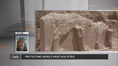 Qui protège les sites classés au patrimoine mondial ?