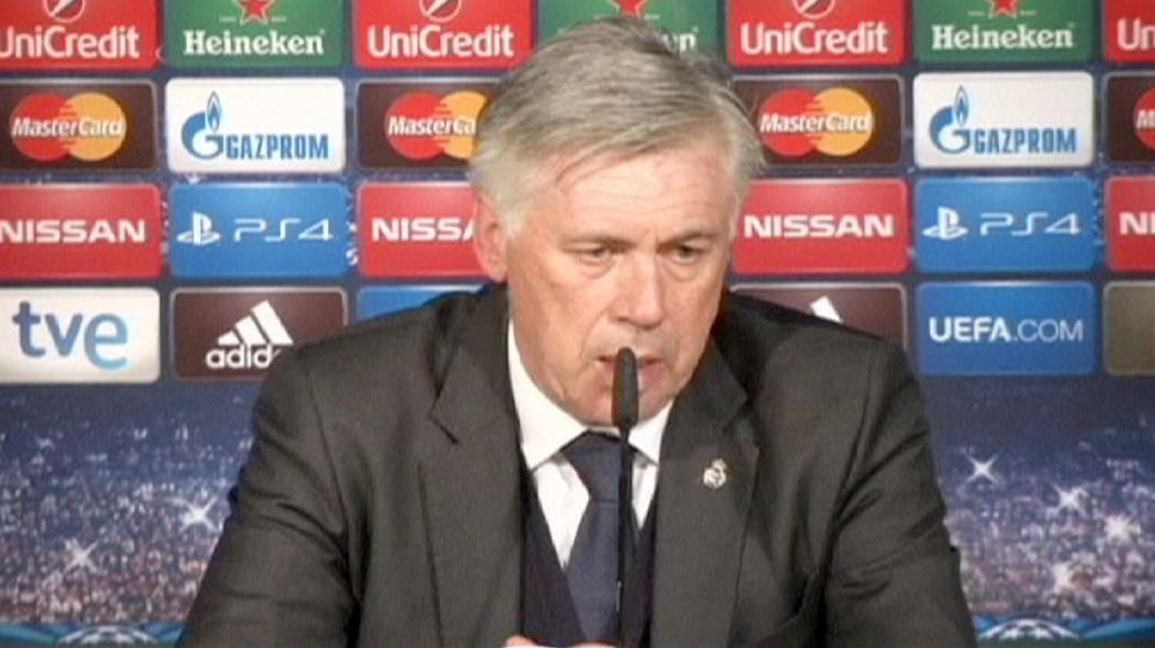 Ancelotti confía en la plantilla blanca tras la 'resaca' ante el Schalke